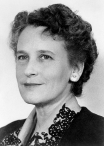 Dorothy Baker In the 1930s at a Talk at the YMCA in Toledo Ohio | Bahá'í Journal