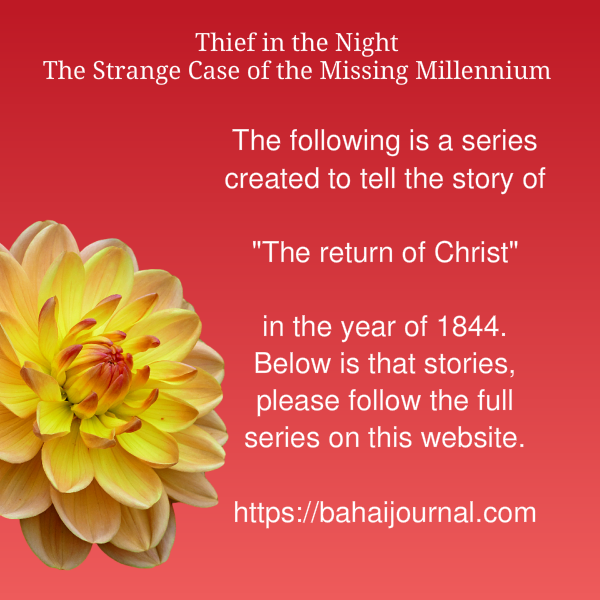 Thief in the Night - The Strange Case of the Missing Millennium